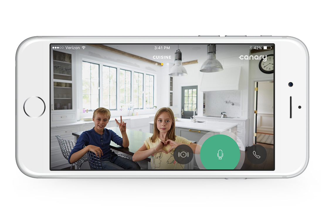 Introducing Canary Talk, Desktop Streaming, and a new Watch Live.